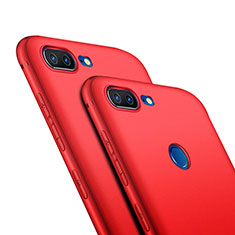Coque Ultra Fine Silicone Souple S05 pour Huawei Honor 9 Lite Rouge