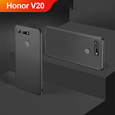 Coque Ultra Fine Silicone Souple S05 pour Huawei Honor V20 Noir