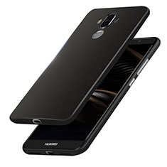 Coque Ultra Fine Silicone Souple S05 pour Huawei Mate 9 Noir