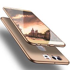 Coque Ultra Fine Silicone Souple S05 pour Huawei P9 Plus Or