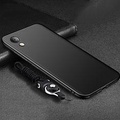 Coque Ultra Fine Silicone Souple S05 pour Huawei Y6 (2019) Noir
