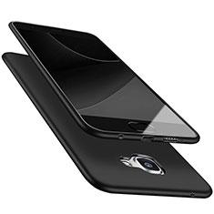 Coque Ultra Fine Silicone Souple S05 pour Samsung Galaxy A9 Pro (2016) SM-A9100 Noir