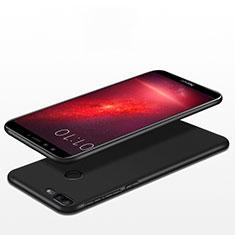Coque Ultra Fine Silicone Souple S06 pour Huawei Honor 9 Lite Noir