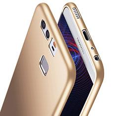 Coque Ultra Fine Silicone Souple S06 pour Huawei P9 Plus Or