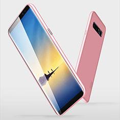 Coque Ultra Fine Silicone Souple S06 pour Samsung Galaxy Note 8 Rose