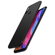 Coque Ultra Fine Silicone Souple S06 pour Xiaomi Mi 8 Noir