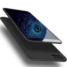 Coque Ultra Fine Silicone Souple S07 pour Huawei Honor View 10 Noir