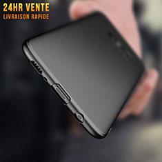 Coque Ultra Fine Silicone Souple S07 pour Samsung Galaxy S8 Noir