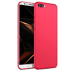 Coque Ultra Fine Silicone Souple S08 pour Huawei Honor V10 Rouge