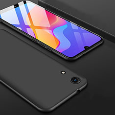 Coque Ultra Fine Silicone Souple S08 pour Huawei Y6 (2019) Noir