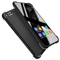 Coque Ultra Fine Silicone Souple S08 pour Xiaomi Mi 6 Noir