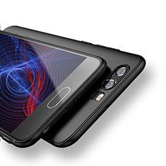 Coque Ultra Fine Silicone Souple S09 pour Huawei Honor 9 Premium Noir