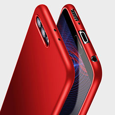 Coque Ultra Fine Silicone Souple S09 pour Huawei Honor View 10 Rouge
