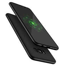 Coque Ultra Fine Silicone Souple S09 pour Samsung Galaxy S8 Plus Noir