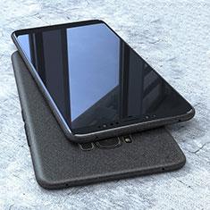 Coque Ultra Fine Silicone Souple S10 pour Samsung Galaxy S8 Noir