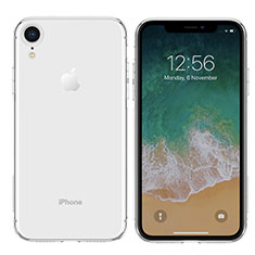 Coque Ultra Fine Silicone Souple Transparente pour Apple iPhone XR Clair