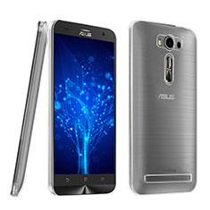 Coque Ultra Fine Silicone Souple Transparente pour Asus Zenfone 2 Laser ZE500KL ZE550KL Clair