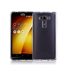 Coque Ultra Fine Silicone Souple Transparente pour Asus Zenfone 3 Deluxe ZS570KL ZS550ML Clair