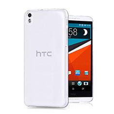Coque Ultra Fine Silicone Souple Transparente pour HTC Desire 816 Clair