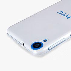 Coque Ultra Fine Silicone Souple Transparente pour HTC Desire 820 Clair