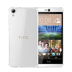 Coque Ultra Fine Silicone Souple Transparente pour HTC Desire 826 826T 826W Clair