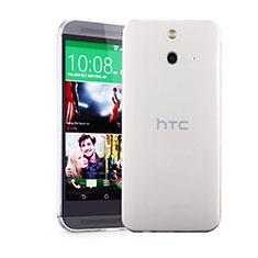 Coque Ultra Fine Silicone Souple Transparente pour HTC One E8 Clair