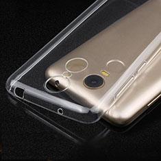 Coque Ultra Fine Silicone Souple Transparente pour Huawei Enjoy 6 Clair