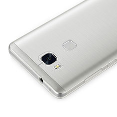 Coque Ultra Fine Silicone Souple Transparente pour Huawei GR5 Clair