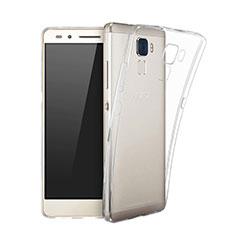 Coque Ultra Fine Silicone Souple Transparente pour Huawei Honor 7 Clair