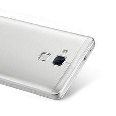 Coque Ultra Fine Silicone Souple Transparente pour Huawei Honor 7 Lite Clair
