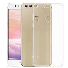 Coque Ultra Fine Silicone Souple Transparente pour Huawei Honor 8 Clair