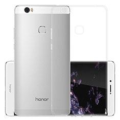 Coque Ultra Fine Silicone Souple Transparente pour Huawei Honor V8 Max Clair