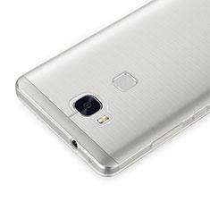 Coque Ultra Fine Silicone Souple Transparente pour Huawei Honor X5 Clair
