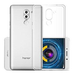 Coque Ultra Fine Silicone Souple Transparente pour Huawei Mate 9 Lite Clair