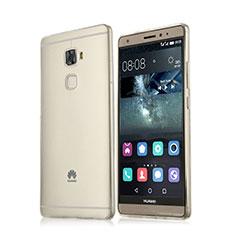 Coque Ultra Fine Silicone Souple Transparente pour Huawei Mate S Blanc