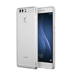 Coque Ultra Fine Silicone Souple Transparente pour Huawei P9 Clair