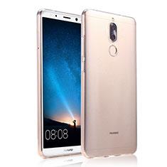 Coque Ultra Fine Silicone Souple Transparente pour Huawei Rhone Clair