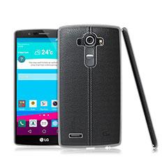 Coque Ultra Fine Silicone Souple Transparente pour LG G4 Clair