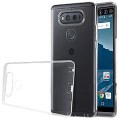Coque Ultra Fine Silicone Souple Transparente pour LG V20 Clair