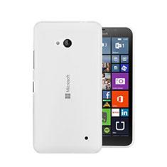 Coque Ultra Fine Silicone Souple Transparente pour Microsoft Lumia 640 Clair