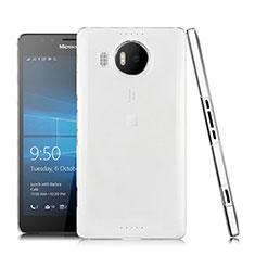 Coque Ultra Fine Silicone Souple Transparente pour Microsoft Lumia 950 XL Clair