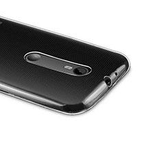 Coque Ultra Fine Silicone Souple Transparente pour Motorola Moto G (3rd Gen) Clair