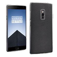 Coque Ultra Fine Silicone Souple Transparente pour OnePlus 2 Clair
