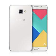 Coque Ultra Fine Silicone Souple Transparente pour Samsung Galaxy A3 (2016) SM-A310F Blanc