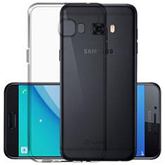 Coque Ultra Fine Silicone Souple Transparente pour Samsung Galaxy C7 Pro C7010 Clair