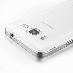 Coque Ultra Fine Silicone Souple Transparente pour Samsung Galaxy Core Prime G360F G360GY Clair