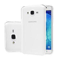 Coque Ultra Fine Silicone Souple Transparente pour Samsung Galaxy J5 SM-J500F Clair