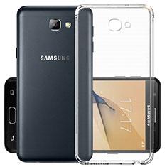 Coque Ultra Fine Silicone Souple Transparente pour Samsung Galaxy J7 Prime Clair