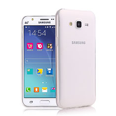Coque Ultra Fine Silicone Souple Transparente pour Samsung Galaxy J7 SM-J700F J700H Clair