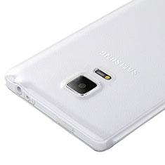 Coque Ultra Fine Silicone Souple Transparente pour Samsung Galaxy Note Edge SM-N915F Clair